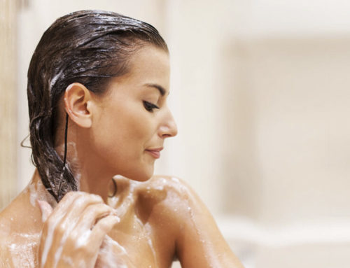 Come trattare i capelli appena lavati