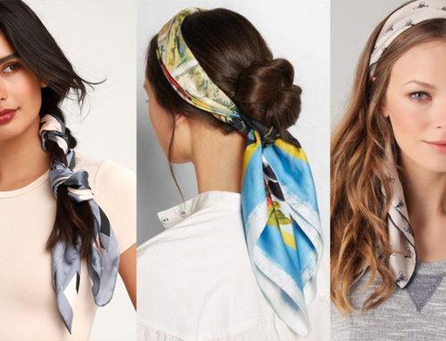 CIUTI TRENDS | fasce e foulard di seta